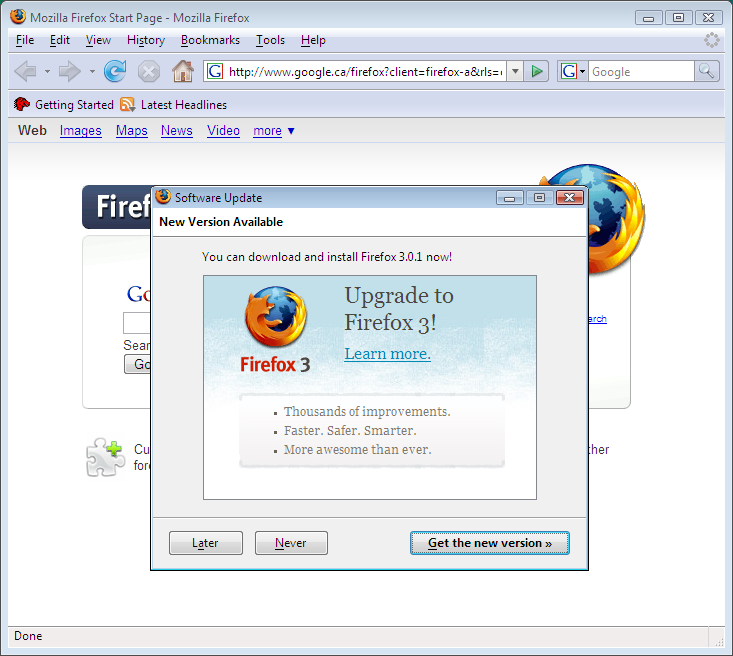Firefox 3 - фото 6