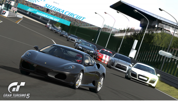 ... of all time, Grand Turismo 5 will not be out till March 2010