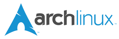 archlinux-logo-dark-1200dpi.b42bd35d5916-450x150